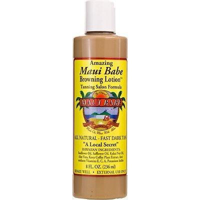 Maui Babe - Tanning Salon Formula 8oz by Maui Babe