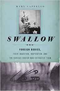 Swallow: Foreign Bodies, Their Ingestion, Inspiration, and