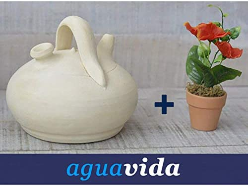 Hogar y Mas Botijo. Dispensador de agua H2O 1.5-2 litros Aprox ...