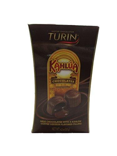 Turin Kahlua Coffee Liquor Non-Alcoholic Chocolates