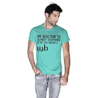 Creo T-Shirt For Men - S, Green