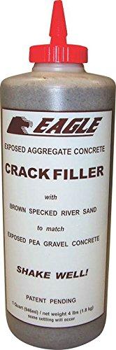 EAGLE IFP CO. Concrete Crack Filler Qt Concrete Crack Filler by Eagle