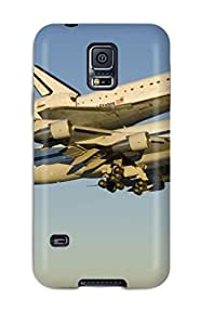 Esther Bedoya Fashion Protective Aircraft Case Cover For Galaxy S5