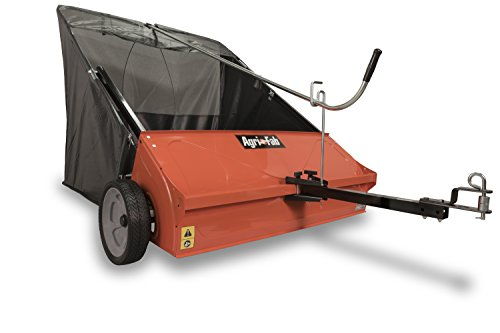 Agri-Fab 45-0492 Lawn Sweeper, 44-Inch (Covered Towable)