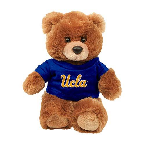 MCM Brands UCLA Buster Plush Brown Bear - Script Basic Tee
