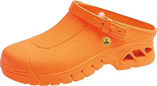 Abeba orange , Herren Sicherheitsschuhe orange orange Abeba 39 pmg print  2ece56