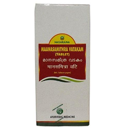 Nagarjuna Maanasamithra Vatakam 50 Tablets by NAGARJUNA