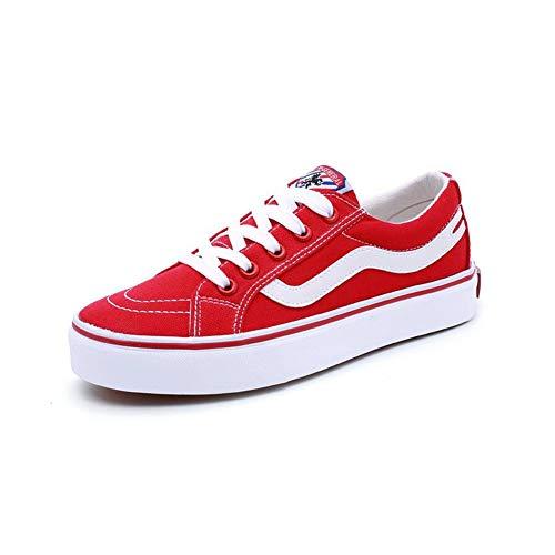 colore Ff Stoffa Studente 5 cn40 Sportive Red Size Tela Scarpe Di Eu39 uk6 rwx4qCHYr