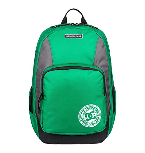 DC Shoes Mens Dc Shoes The Locker 23L - Medium Backpack - Men - One Size - Green Amazon One Size ()