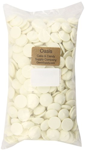 - Oasis Supply Merckens, Super White Compound Coatings, 2 Pound