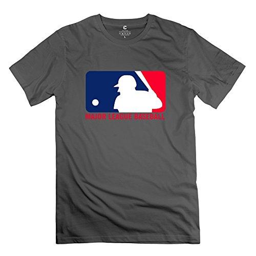 male-major-league-baseball-design-retro-deepheather-t-shirt-by-mjensen