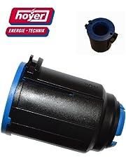 Elafix 40 Magnetisk adapter för tankfyllningshals för AdBlue® Urea Solution