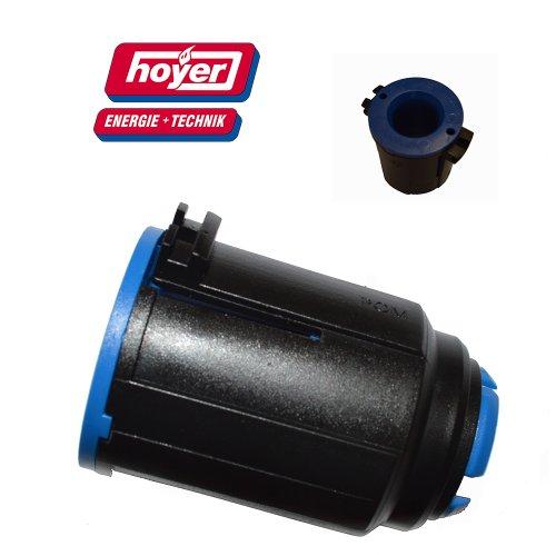 Elafix 40 Magneetadapter, ventiel, pompventiel, ureum, tankpistool, vrachtwagen, personenauto's voor AdBlue®