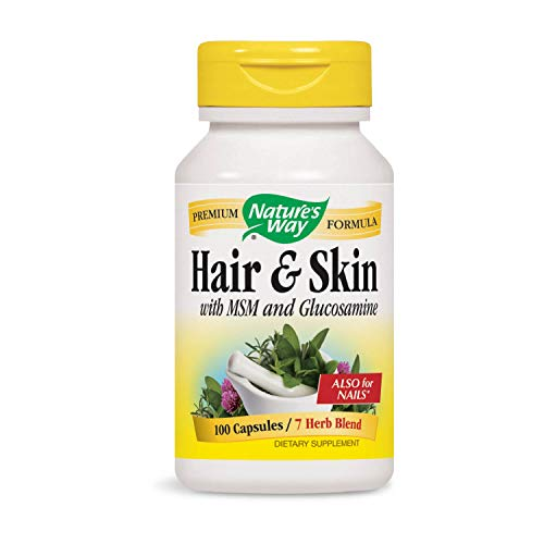Nature's Way Hair & Skin (Packaging May Vary)