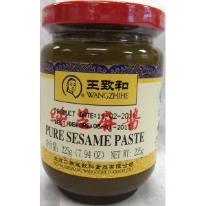 Sesame Paste - Wang Zhihe Pure Sesame Paste