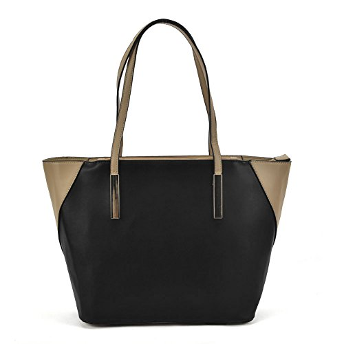 Travel Black Satchels Shopper Work SALLY Classic Shoulder Women Large YOUNG Girls Bag for Bags Fashion for x7fPU