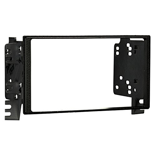 Metra 95-7321 Double DIN Installation Dash Kit for Select 2005-2009 Kia and Hyundai Vehicles (Car Stereo For Hyundai Accent)