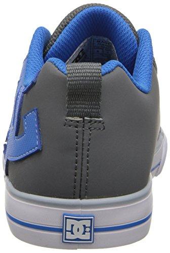 Quiksilver Court Graffik V - Zapatillas de deportes para niño, color gris