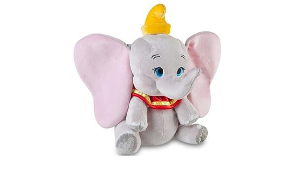 Disney Store Dumbo 38 cm Jumbo Jr. elefante peluche original nuevo ...