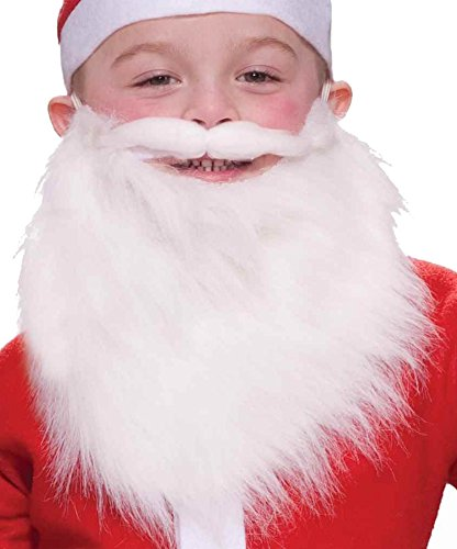 [Forum Novelties Child Santa Beard and Moustache] (Costumes With Beards)