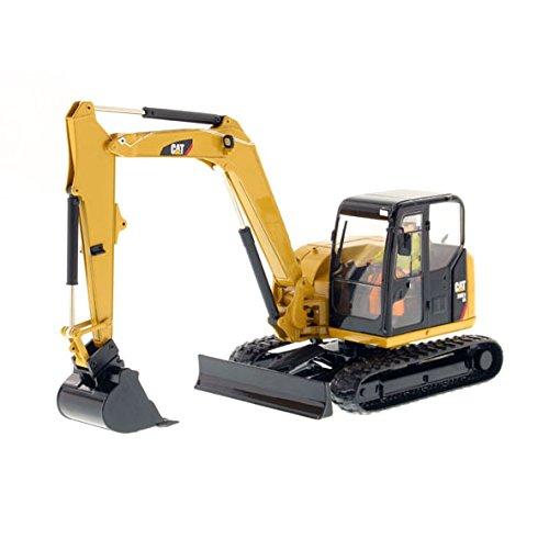 Caterpillar 308E2 CR SB Mini Hydraulic Excavator High Line Series Vehicle (Collectible Excavator Diecast)