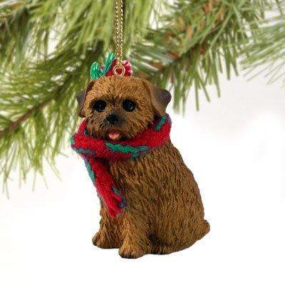 (Norfolk Terrier Miniature Dog Ornament)