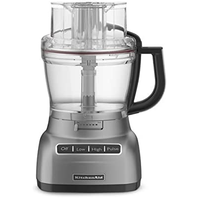 Click for Kitchenaid Adjust 13-cup Food Processor Die Cast Metal Metallic Chrome Kfp1344mc Best Product the Best Gift Fast Shipping Ship Worldwide , Wanrasa Shop