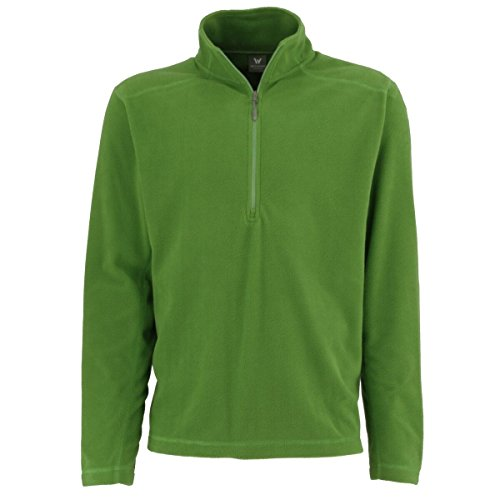 1/4 Zip Fleece Top - 9