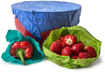 Etee Organic Reusable Beeswax Food Wraps
