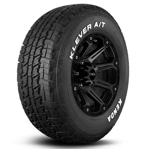 LT245/75R16 Kenda Klever A/T KR28 All Terrain 10 Ply E Load Tire 245 75 16