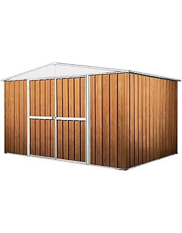 Casette Di Legno Da Giardino Brico.Amazon It Casette Da Giardino Giardino E Giardinaggio