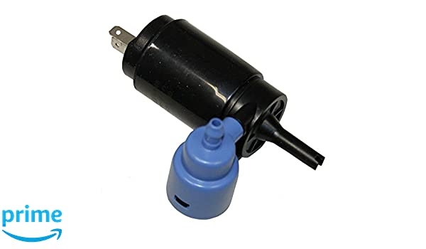 AERZETIX: Bomba de agua para limpiaparabrisas frente y trasero de coche C10110: Amazon.es: Hogar
