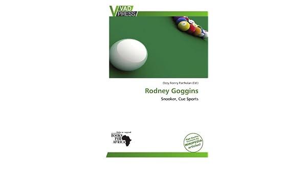 Rodney Goggins: Snooker, Cue Sports: Amazon.es: Parthalan, Ozzy Ronny: Libros en idiomas extranjeros