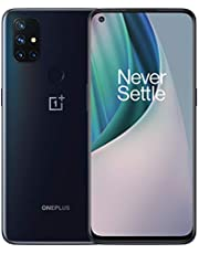 "$299 » OnePlus Nord N10 5G (128GB, 6GB) 6.49"", 90Hz Refresh Rate, Snapdragon 690, Dual SIM (Euro 5G /Global 4G LTE) GSM Unlocked (T-Mobile, AT&T, Metro) International Model (Midnight Ice, 64GB SD Bundle)"