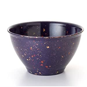 Rachael Ray Tools Garbage Bowl with Non-Slip Rubber Base, Purple