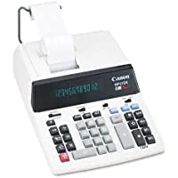 Canon MP21DX Mp21dx Two-color Printing Calculator 12-digit Fluorescent Black/red