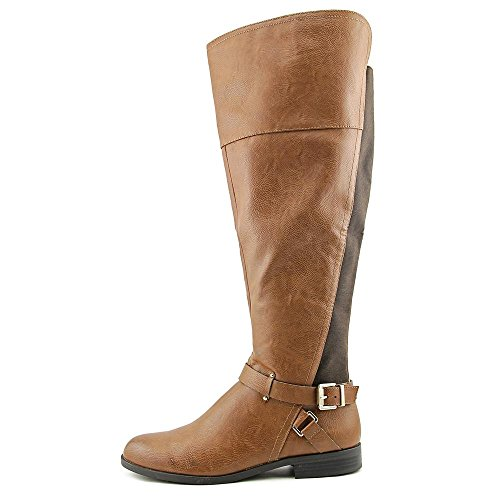 Wide Brown Knee III Boot Bar Women Calf 10 High W Dolly3 US Z6RqwnxTH