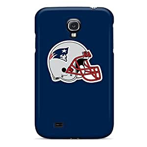 Hot TbfpHct327rAZVs New England Patriots 7 Tpu Case Cover Compatible With Galaxy S4