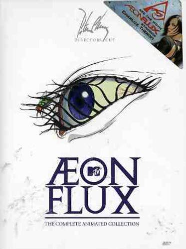 Aeon Flux - The Complete Animated Collection -