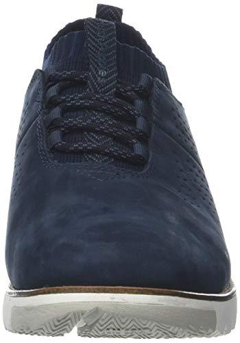 Oxford marine Puppies Bleu Hush Exp Uomo 10 Sneaker Knit tatqTpw