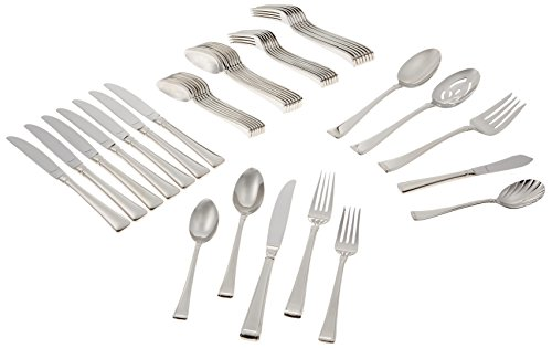 - Gorham Column 45-piece Flatware Set