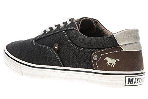 Sneaker Schwarz 301 Mustang 301 Herren 4101 4101 9 xSASIq