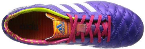 Adidas adipure 11Pro TRX FG Fussballschuhe blast purple-running white-vivid berry - 39 1/3