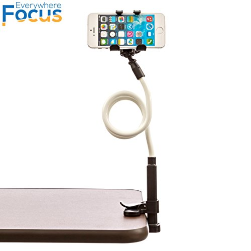 EverywhereFocus Universal Gooseneck Smartphone Bracket product image