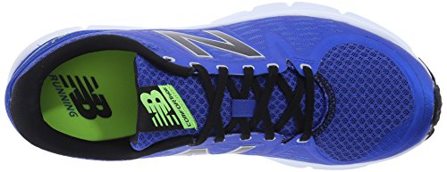 New Balance Hombre m775V2Zapatilla de Running Blue / Green