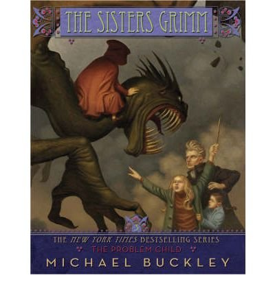 The Sisters Grimm 0439928761 Book Cover