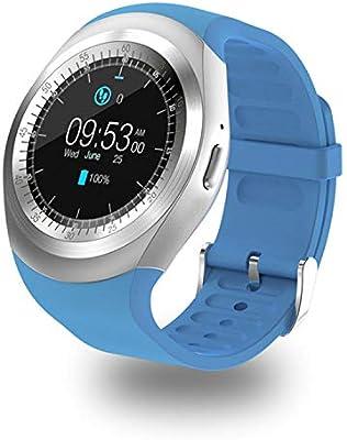 Jukkarri Reloj Inteligente Bluetooth Smart Watch Tarjeta Micro SIM ...