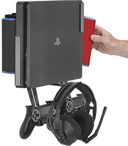 GamingXtra 4-in-1 Bundle Kit für Sony PS4 - Schwarz 1