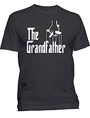 The Grandfather | Funny Father's Day Grandpa Godfather Spoof Unisex T-shirt