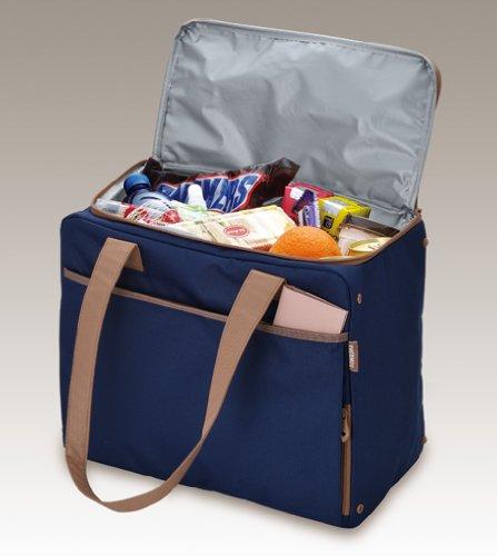 THERMOS 保冷ショッピングバッグ 22L ネイビー RDL-022 NVY
